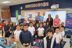 02-09-2015 SWOSU Teacher Candidates Visit OKC Public Schools 1/2 by Southwestern Oklahoma State University
