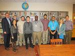 02-09-2015 SWOSU Teacher Candidates Visit OKC Public Schools 2/2 by Southwestern Oklahoma State University