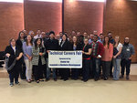 02-25-2015 SWOSU Students Participate in Technical Careers Fair by Southwestern Oklahoma State University
