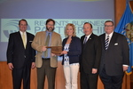 03-24-2015 SportChassis Awarded Regents Business Partnership Excellence Award by Southwestern Oklahoma State University