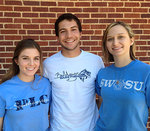 04-13-2015 SWOSU Students Help Prep for OKC Bombing 20th Anniversary Events by Southwestern Oklahoma State University