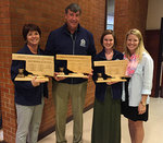04-16-2015 CAB Honors Employees of the Year by Southwestern Oklahoma State University