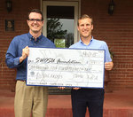 04-16-2015 SGA Donates $1,400 SWOSUPalooza Proceeds to Bulldog Angels Fund by Southwestern Oklahoma State University