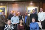04-23-2015 College of Pharmacy Advisory Council Meets for Strategic Planning by Southwestern Oklahoma State University