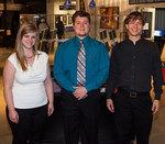 05-01-2015 SWOSU Students Receive Physics Awards 2/3 by Southwestern Oklahoma State University