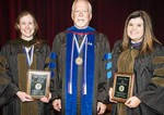 05-12-2016 Ramos, Kessler and Brooks Named Pharmacy Faculty of the Year 2/2 by Southwestern Oklahoma State University