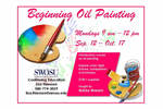 09-02-2016 Marsee to Teach Beginning Oil Painting CE Activity at SWOSU by Southwestern Oklahoma State University