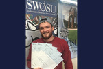 12-01-2016 $100 Winner at SWOSU by Southwestern Oklahoma State University