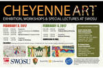 01-26-2017 Cheyenne Art Exhibition and Workshops Planned at SWOSU by Southwestern Oklahoma State University