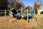 04-11-2017 Hang Out in the SWOSU Hammock Lounge by Southwestern Oklahoma State University
