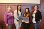 04-18-2017 Four SWOSU Students Receive Awards from AAUW 2/2 by Southwestern Oklahoma State University