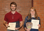 05-02-2017 SWOSU Students Win Awards at Biology Banquet 9/14 by Southwestern Oklahoma State University