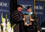 05-08-2017 Five Inducted into SWOSU Distinguished Alumni Hall of Fame 1/5 by Southwestern Oklahoma State University