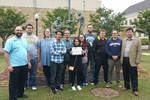 07-19-2017 SWOSU Students Win 1st Place at Oklahoma High Performance Computing Contest by Southwestern Oklahoma State University