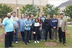 09-12-2017 SWOSU Receives Subaward for Campus Cyberinfrastructure Grant by Southwestern Oklahoma State University