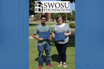 10-05-2017 Bhatta and Schmidt Named Madge Lenz Jordan Scholars at SWOSU by Southwestern Oklahoma State University