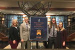 11-09-2017 SWOSU Business Faculty and Students Win Awards at Regional Conference by Southwestern Oklahoma State University
