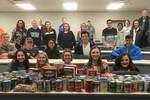 11-27-2017 SWOSU's PBL Hosts Round Table & Food Drive 1/2 by Southwestern Oklahoma State University