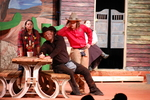 Christmas Crisis at Mistletoe Mesa by Hilltop Theater