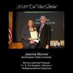 2018 Scholar Jeannie Morrow by The DaVinci Institute