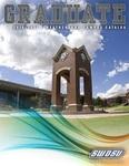 Graduate Catalog 2016-2017 by Southwestern Oklahoma State University