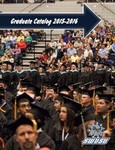 Graduate Catalog 2015-2016 by Southwestern Oklahoma State University