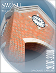 Graduate Catalog 2007-2008 by Southwestern Oklahoma State University