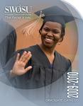 Graduate Catalog 2009-2010