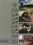 Graduate Catalog 2011-2012 by Southwestern Oklahoma State University