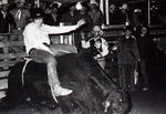 Bull Riding 1970s