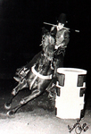 Barrel Racing 1973