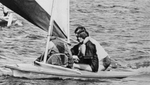 Sailing on Crowder Lake 1975