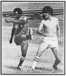 Football Practice 1980