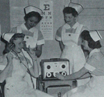 Nursing 1960 by Southwestern Oklahoma State University