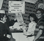 Indian Awareness Week 1975