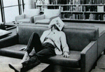 Al Harris Library: Finals Exhaustion