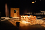 Twelve Angry Jurors, Scenery by Hilltop Theater