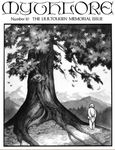 "Front Cover: ""Niggle seeing the Tree"", Issue 10 by Tim Kirk"