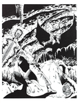 Gandalf and the Balrog (Issue 16, p.39)
