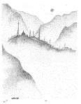 Untitled Illustration from The Silmarillion (Issue 17, p.28)