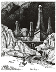 "Back Cover: ""Minas Morgul"", Issue 19"
