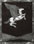 "Back Cover: ""Riding the Hippogriff"", Issue 20"