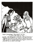 """Back Cover: """"Finding the Scion of the White Tree"""", Issue 29"""