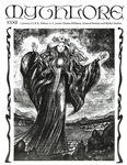 """Front Cover: """"Yavanna"""", Issue 32"""