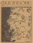 """Front Cover: """"C.S. Lewis"""", Issue 33"""