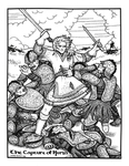 """""""The Capture of Húrin"""" (Issue 34, p.13)"""