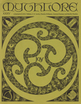 Front Cover: Mythopoeic Society Logo, Issue 35
