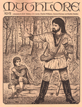 """Front Cover: """"""""How I would drive the hosts of Mordor. . . """" Boromir to Frodo"""", Issue 47 by Paula DiSante"""