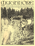 "Front Cover: ""In Pursuit of the White Stag"",  Issue 48"