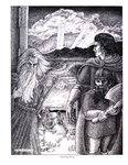 """Entering Moria"", Issue 49 by Sarah Beach"